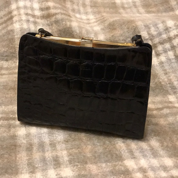 Furla Bags   Vintage Alligator Handbag   Poshmark 9c8409a296